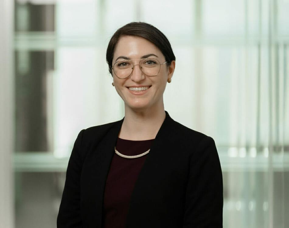 Attorney Samantha Rothaus